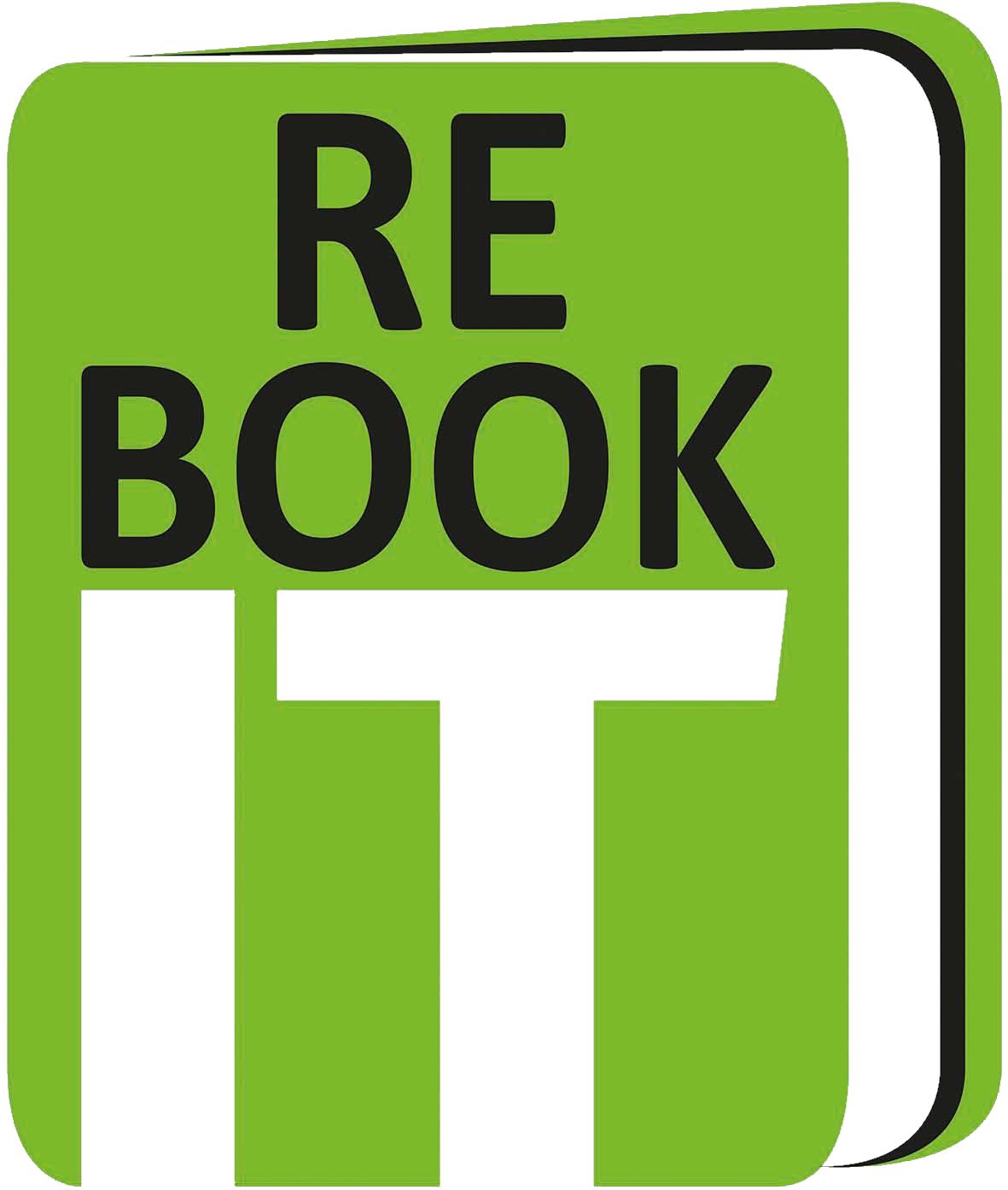 Re-Book IT logo